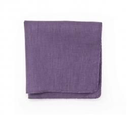 """Платок-паше """"Фиолетовый лен"""""""