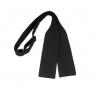 Черная галстук-бабочка №1, шерсть