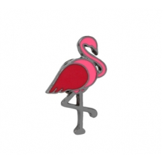 """Значок """"Фламинго"""""""