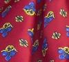 """Шейный мужской платок Аскот из натурального шелка с узором """"Мазарини"""""""