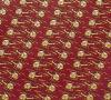"""Шейный мужской платок Аскот из натурального шелка с узором """"Вертолеты"""""""