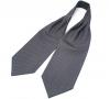 """Шейный мужской платок Аскот из натурального шелка с узором """"Запутанная история"""""""