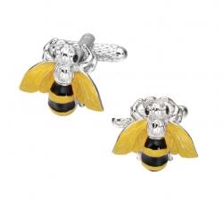 """Запонки """"Пчелки"""""""